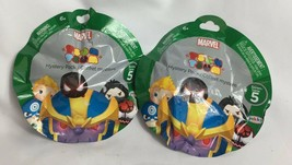 *NEW* Disney Marvel Tsum Tsum Series 5 Mystery Stack Pack! Lot of Two  (2) Packs - $9.89