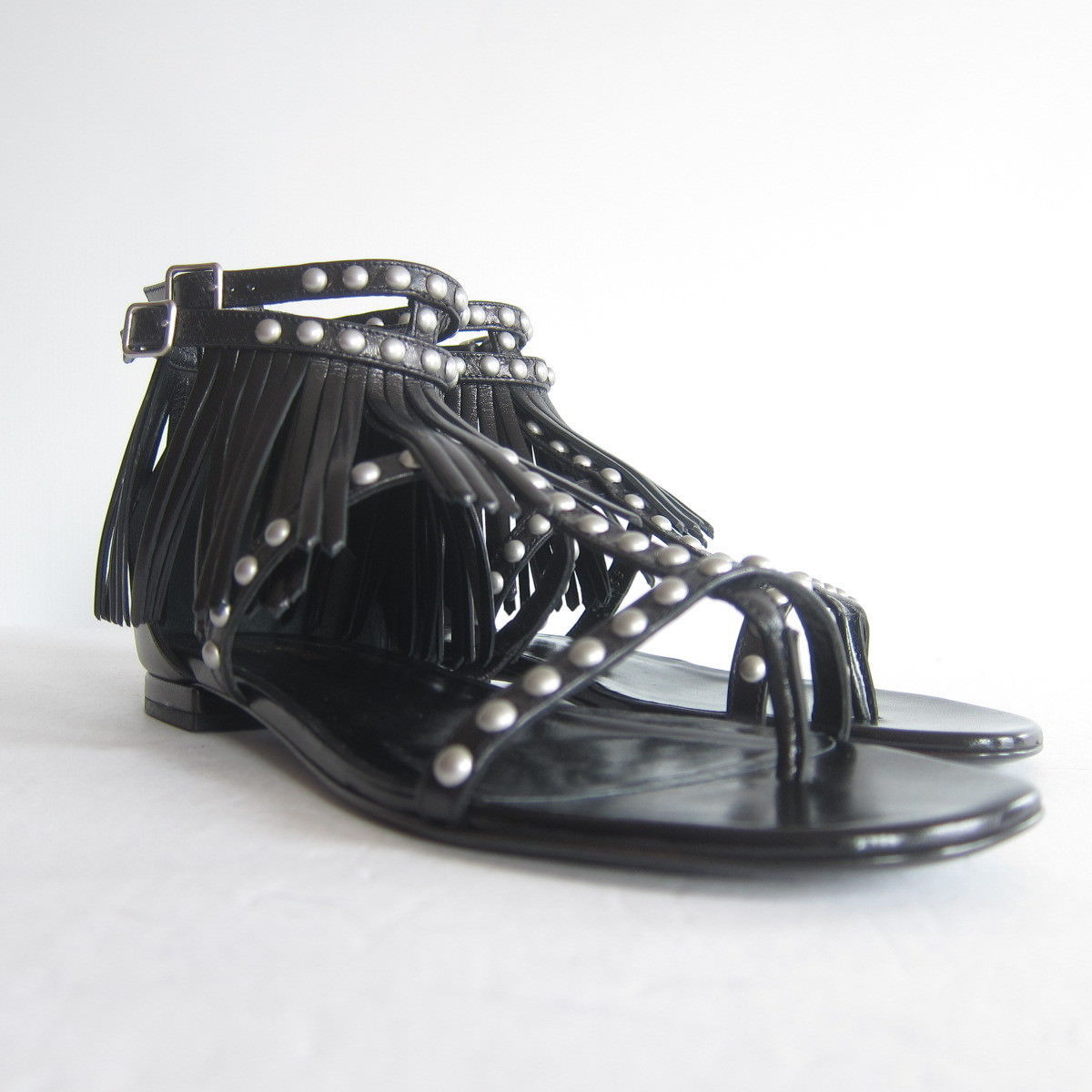 f9701699b1b P-230100 New St Laurent Leather Studded and 50 similar items