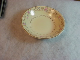 "The Paden City Pottery Co. USA Floral # K 44 Antique 5"" Bowl A-2080 - $3.99"