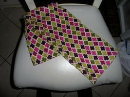 Vera Bradley  knit scarf  in Hello Dahlia pattern - $18.00