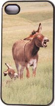 Donkey iPhone 4 Cover - $13.36 CAD