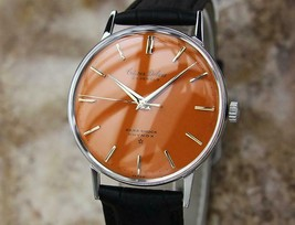 Citizen DeLuxe Men's Stainless Steel Manual Vintage 1960s Japanese Watch... - $456.02