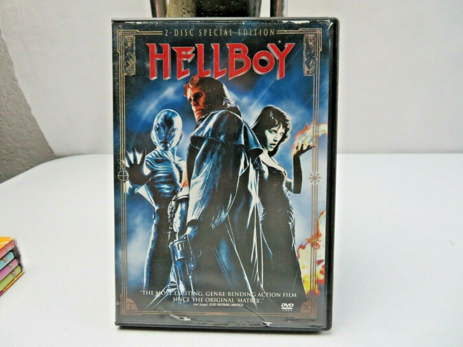 Primary image for HELLBOY 2 DISC SPECIAL EDITION DVD movie