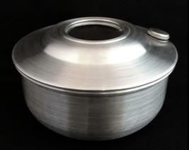 Brushed Aluminum R113 Classic Aladdin Oil Lamp Font Shelf Table Kerosene - $99.95