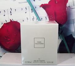 Very Valentino For Women EDT Spray 3.3 FL. OZ. NWB - $269.99