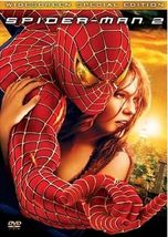 Spider-Man 2 (DVD, 2004, 2-Disc Set, Special Edition Widescreen) - €7,84 EUR
