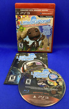 Little Big Planet Game Of The Year (Sony Playstation 3, 2009) PS3 CIB Complete! - $5.25