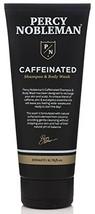 Caffeine Shampoo & Body Wash by Percy Nobleman, 98% Natural 200ml / 6.76 fl.oz