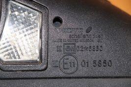 06-10 Volvo C70 Convertible Door Wing Side Mirror Driver Left - LH (12wire) image 11