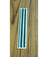 Simple Bookmark, Plastic Canvas Bookmark, Handmade, Plastic Canvas  - $9.00