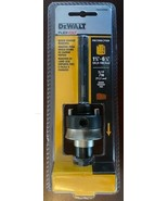 "DEWALT DWAFV0PBM 3/8"" FLEXVOLT Quick Change Hole Saw Pilot Bit With Mandrel - $15.84"