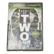Microsoft Xbox 360 Army of Two: Platinum Hits Video Game 2008 - $19.34
