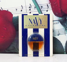 Navy By Dana Cologne Spray 0.5 FL. OZ. Lot Of 2 - $29.99