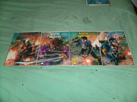 Book of Death 1-4 Variant Connecting Covers Valiant comics Venditti/Gill - $25.00