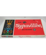 Vintage 1965 CO-5 Co AGGRAVATION Deluxe Party Edition Marble Game 100% C... - $70.13