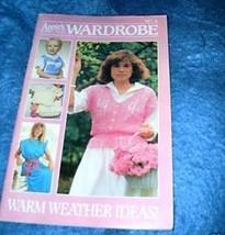 Annies Wardrobe Magazine No 4  July August 1985 - $2.50