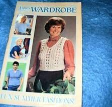 Annies Wardrobe Magazine No 3  May June 1985 - $2.50