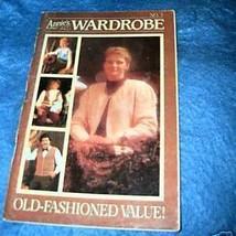 Annies Wardrobe Magazine No 5  September October 1985 - $2.50