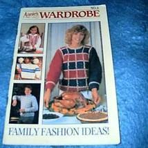 Annies Wardrobe Magazine No 6 November December 1985 - $2.50