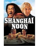 Shanghai Noon DVD  - $0.00