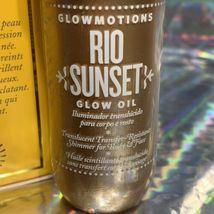Glowmotions Shimmer Oil For Body Sol de Janeiro Rio Sunset Bronze Transferproof! image 5