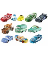 Disney Pixar Cars Die-Cast Mini Racers -7 Pack Vehicles ( Random) - $47.51