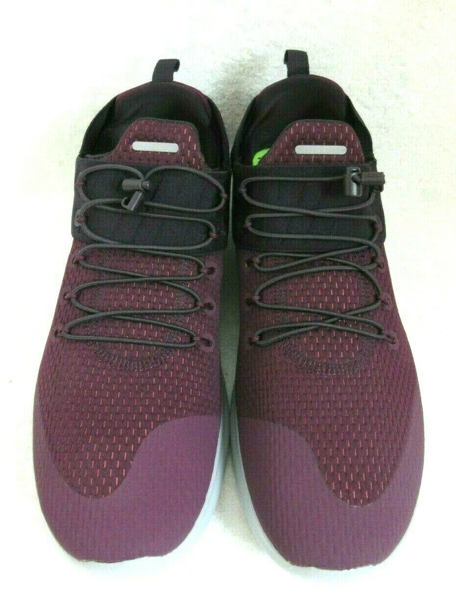 Nike Mens Free RN CMTR 2017 Running Training Shoes Bordeaux Purple Size 11 New
