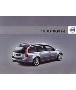 2008 Volvo V50 sales brochure catalog 08 US 2.4i T5 - $8.00