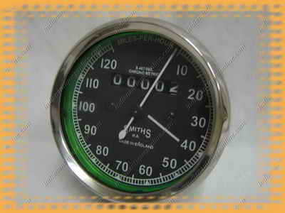 CLASSIC SMITHS SPEEDO 120 M/HR~ENFIELD~TRIUMPH~SAVE £
