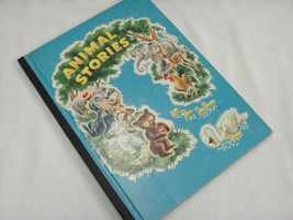 Vintage Book of Animal Stories 1947 by Whitman Publishing Co 96 Pages HB... - $39.59