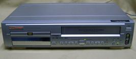 Emerson EWD2202 Vcr Dvd Combo Player Deck Vhs Dvd Cd MP3 No Remote - $68.31