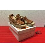 Michael Kors Jill Espadrille Wedge Slingback Sandals Color Brandy Size 7 - $40.00