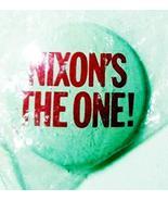 Nixon's the One Campaign Button - $4.90