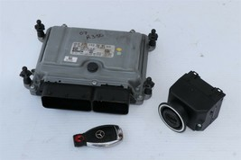 06-09 Mercedes ML350 R350 Engine Computer Ignition FOB ECU EIS ISL Combo Set