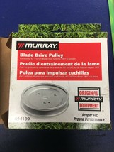 MURRAY BLADE DRIVE PULLEY 494199 - $9.50