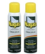 Niagara Original Spray Starch 2 Bottle Pack - $18.76