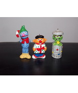 1983 Muppets Sesame Street Ceramic Christmas Or... - $14.99