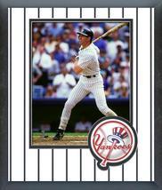 Paul O'Neill 1997 New York Yankees -11x14 Team Logo Matted/Framed Photo - $43.55