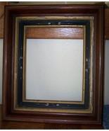 Walnut Eastlake Carved Frame/Mirror Frame - $112.68