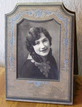 Cabinet Card 1920`s Beauty Folding Stand Up Frame! - $6.00