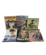 Pop Culture Biographies Kids Books RL 4 Set of 6 Pre-owned -Sb - $18.99