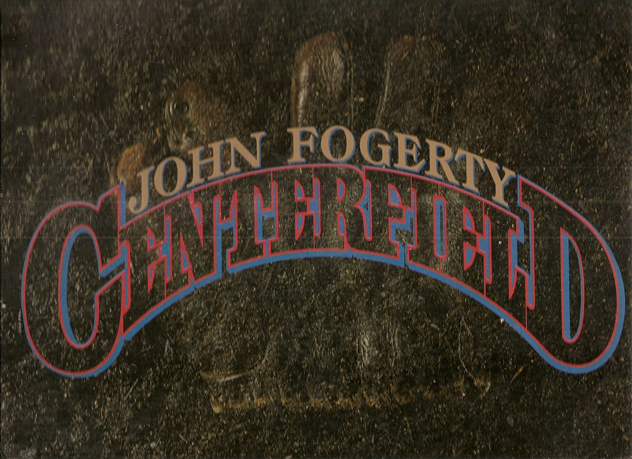 LP--Centerfield by John Fogerty