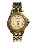 'Raymond Weil' Geneve 'Parsifal' 18K Gold Diamond watch - $5,500.00