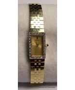 Seiko Lady's 14K Gold & Diamond wrist watch - $1,689.00