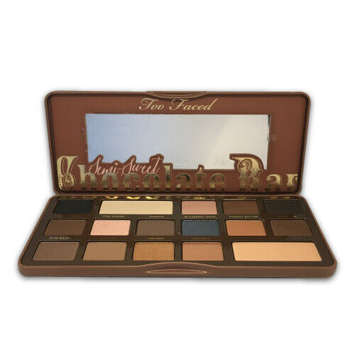 Primary image for Too Faced Semi-Sweet Chocolate Bar Eye Shadow Collection