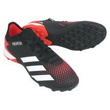 Adidas Predator 20.3 Low Turf TF Football Shoes Soccer Cleats Black EF1996 - $81.99