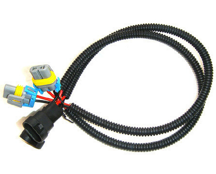 Primary image for Xenon HID Headlight Wire Harness 9006 Bulb Plug Ballast Adapter Connector