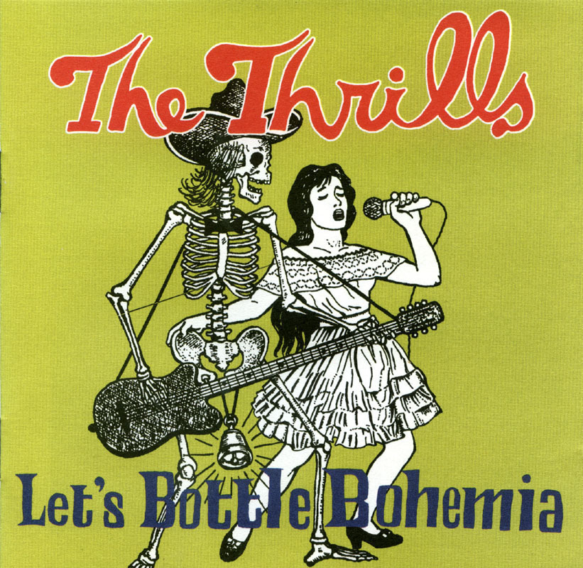 The Thrills - Let's Bottle Bohemia 2004 CD