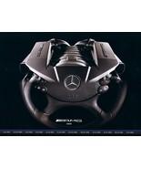 2008 Mercedes-Benz AMG brochure catalog CL CLS CLK E S SL SLK ML G 55 63 65 - $12.00