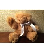 Designer Tes Carsou RETIRED Mohair Brown Bear - $15.00